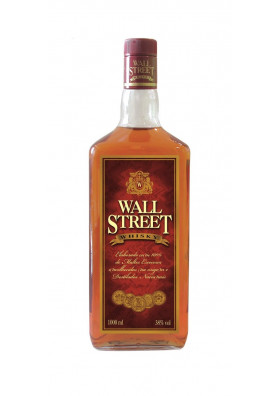 WHISKY WALL STREET 1LITRO