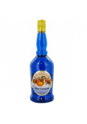 LICOR DEMANDIS BLUE CURAÇAO 700ML