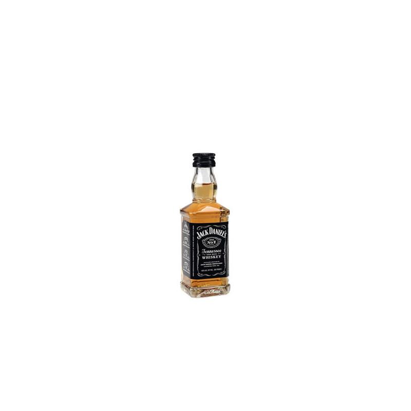 Whisky Jack Daniel's 50ml - miniatura