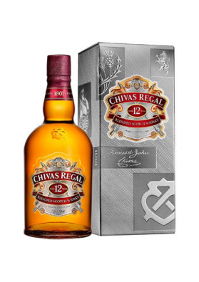 Chivas Regal 12 anos 1000 ml