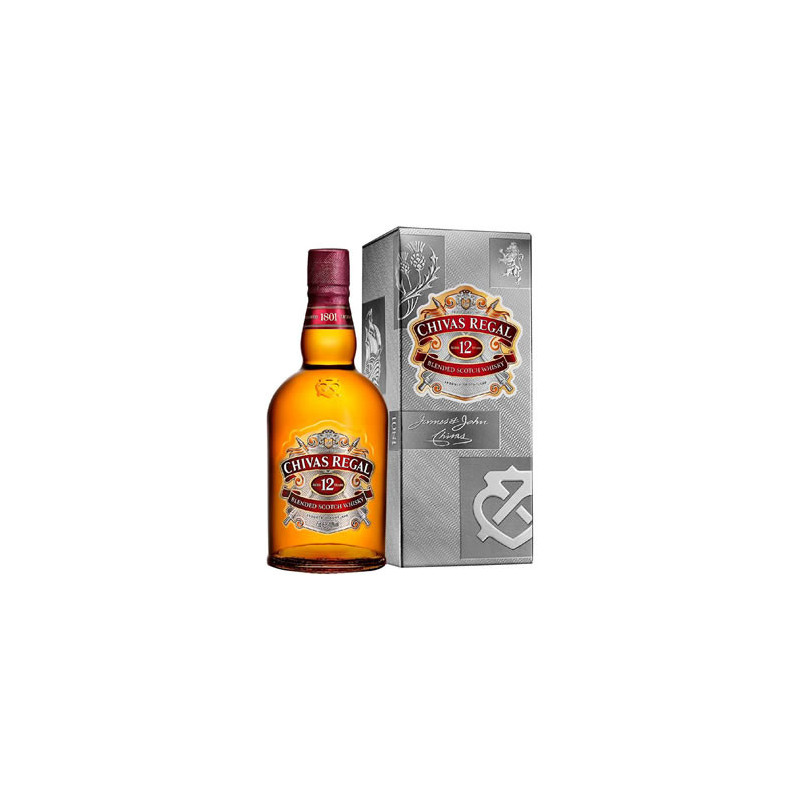Chivas Regal 12 anos 1000 ml