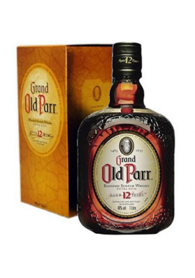 Whisky Old Parr 1000ml