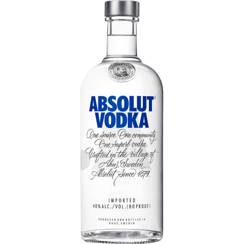 Vodka Absolut Original 750ml
