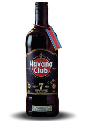 Rum Havana Club Anejo 7 anos 750 ml