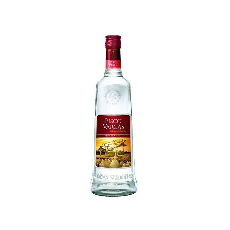 Pisco Vargas Quebranta 750 ml
