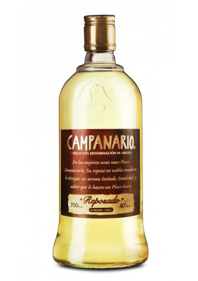Pisco Campanario Reposado 40 700ml