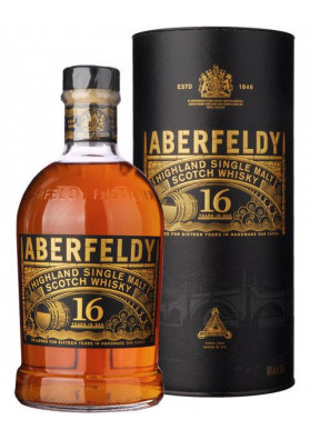 Whisky Aberfeldy 16 anos Single Malt 750ml