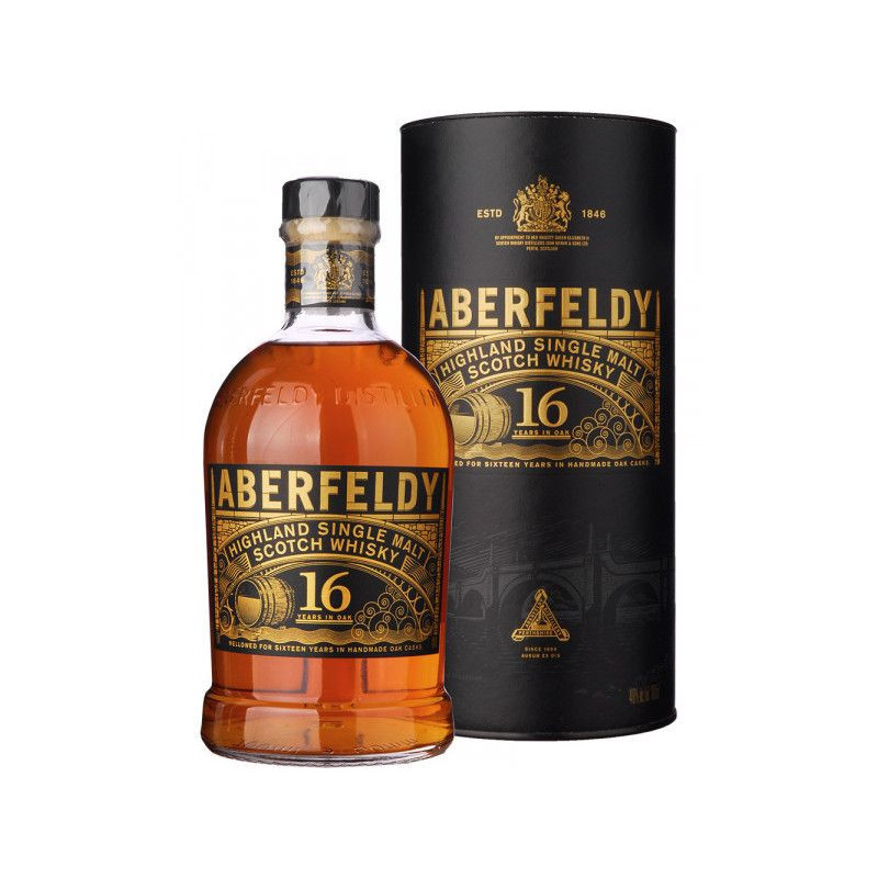 Whisky Aberfeldy 16 anos 750 ml - Single Malt