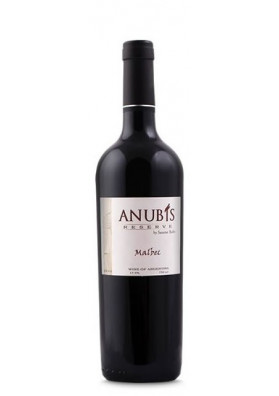 Anúbis Reserva Malbec 750 ml.