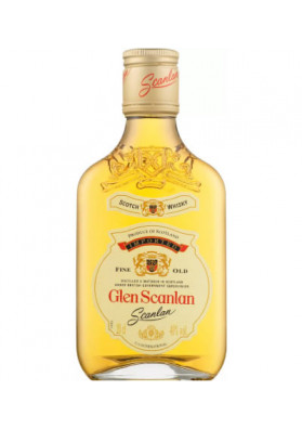 Whisky Glen Scanlan 200ml