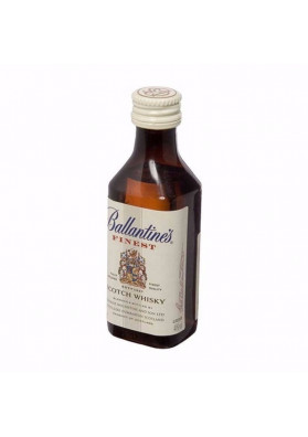 Miniatura Whisky Ballantine's Finest 50ml
