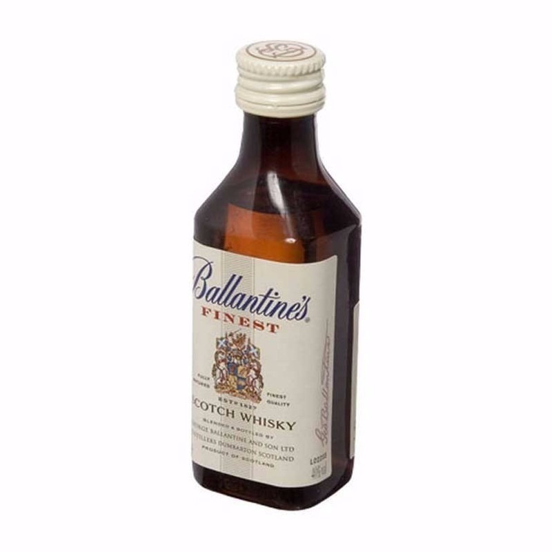 Mini Whisky Ballantine's Finest 50Ml