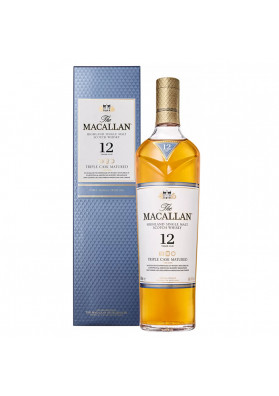 Whisky The Macallan Triple Cask12 anos 700 ml