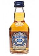 Whisky Chivas Regal 18 anos 50 ml (miniatura)