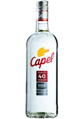 Pisco Capel Reservado 40º 750 ml