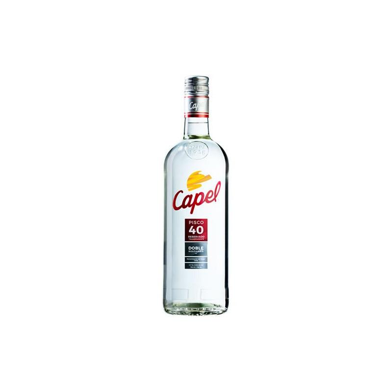 Pisco Capel Reservado 40º 750 ml