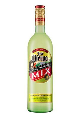 Margarita Mix Limon 1000ml - José Cuervo