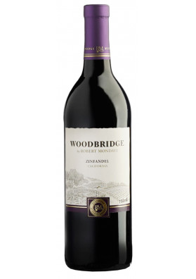 Woodbridge Zinfandel tinto (Robert Mondavi) 750ml