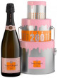 VEUVE CLICQUOT ROSE CAKE 750ML