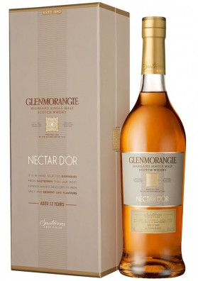 Glenmorangie Nectar Dor 12 anos 750 ml