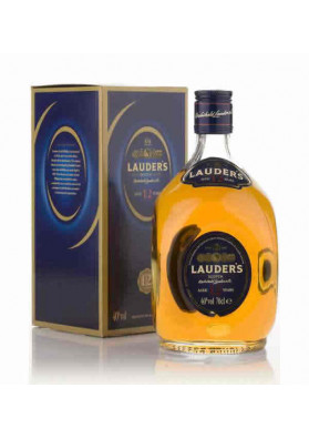 Whisky Lauders 12 Anos 1000ml