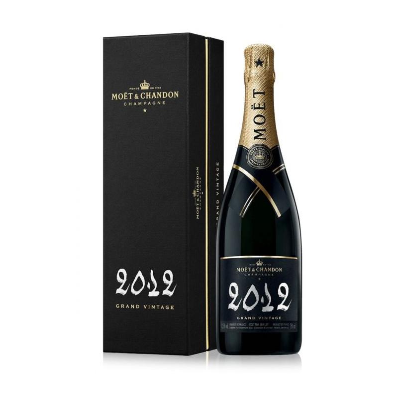 Champagne Moët & Chandon Grand Vintage 2012 750 ml