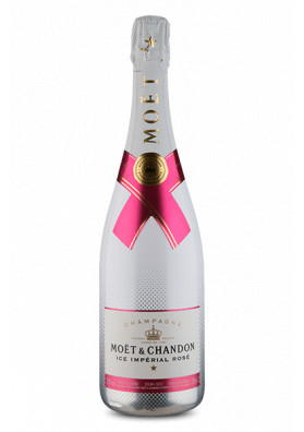 Champagne Moet Chandon Ice Impérial Rose 750ml
