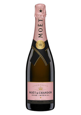 Champagne Moet Chandon Rose Impérial 750ml