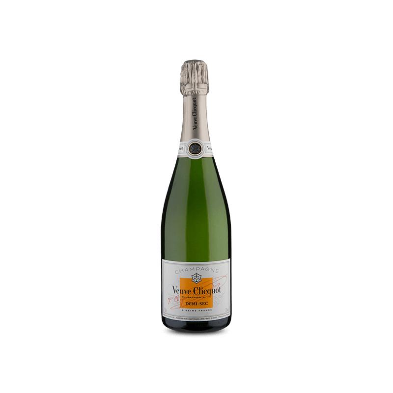 Champagne Veuve Clicquot Demi Sec 750ml