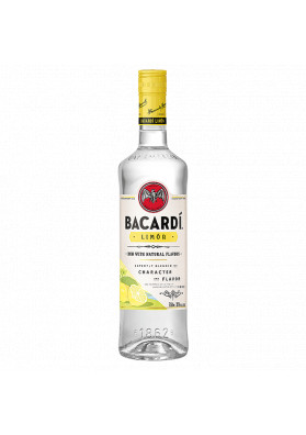 Rum Bacardi Limon 980ML