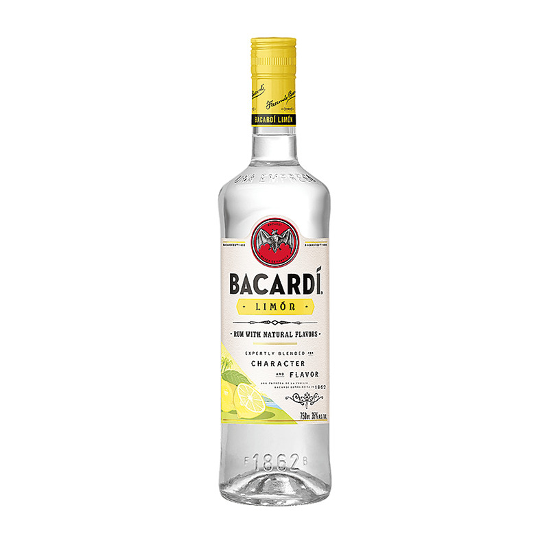 Bacardi Limon 980ML