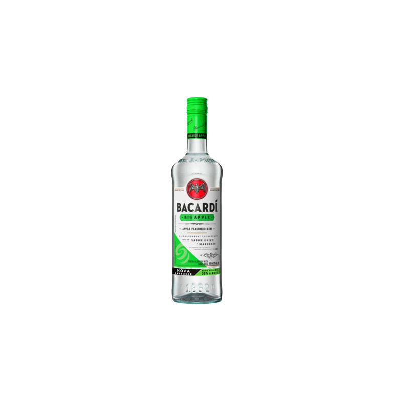 Rum Bacardi Big Apple 980 ml
