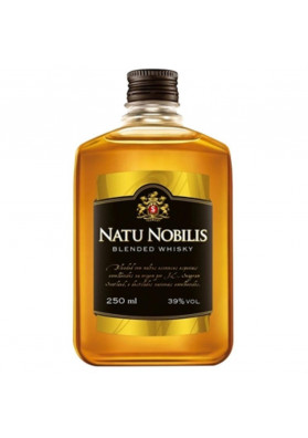 Whisky Escocês Natu Nobilis 250 ml