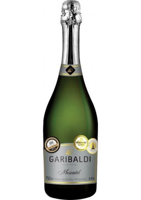 Garibaldi Moscatel Branca 750ml