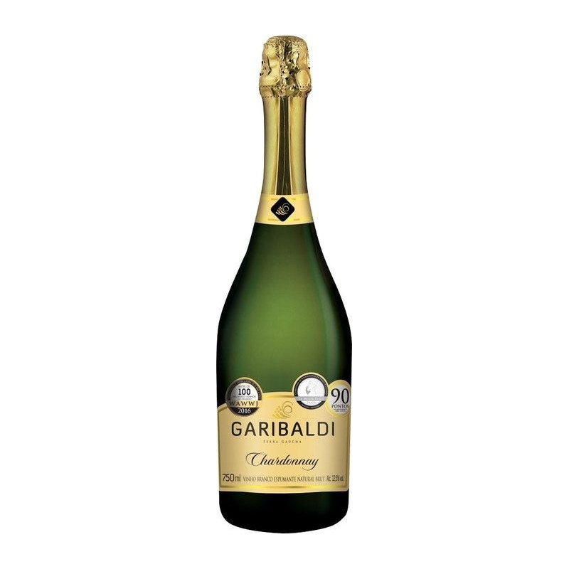 Garibaldi Brut Chardonnay 750ml