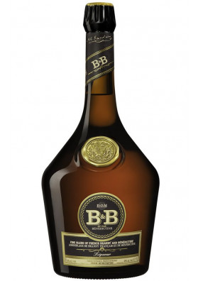Licor B&B Benedictine DOM 750 ml