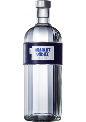 Vodka Absolut Mode Edition 1Lt.