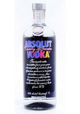 Absolut Country Of Sweden 1Litro