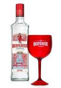 Kit Gin Beefeater London Dry 750ml + 1 Taça