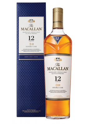 MACALLAN DOUBLE CASK 12 ANOS 700ML