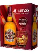 Kit Chivas 12 Anos com Copo Exclusivo