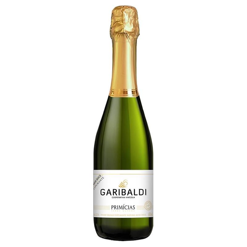 Garibaldi Primicias Meio doce