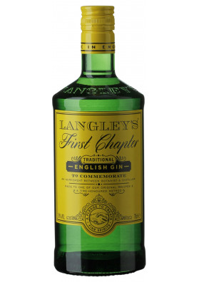 Gin Langleys First Chapter 700ml