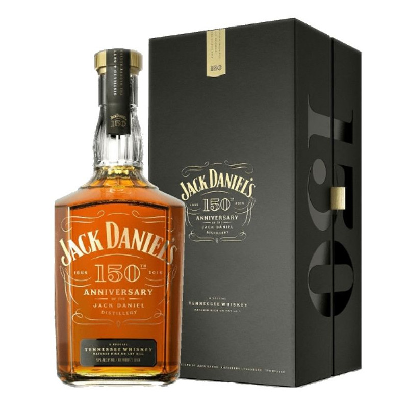 Jack Daniels 150 anos 1000 ml