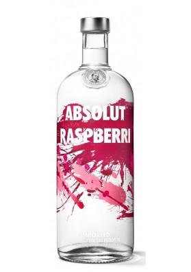 Vodka Absolut Raspberri 1000ml