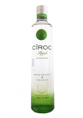 Vodka Ciroc Apple 750ml
