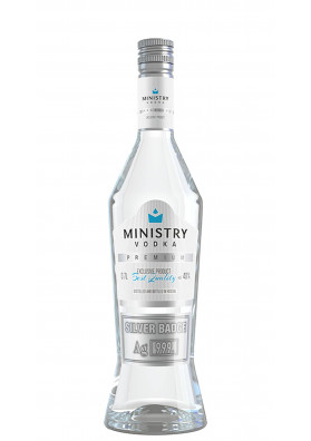 VODKA MINISTRY BEST QUALITY 700ML