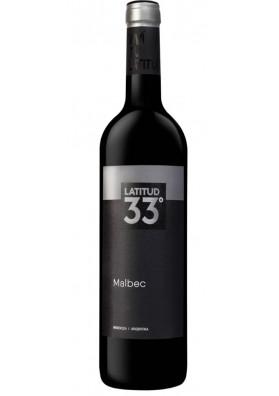 Latitude 33 Malbec Tinto 750 ml.