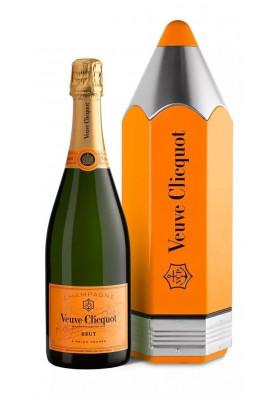 Champagne Veuve Clicquot Brut Embalagem Lapis Pencil