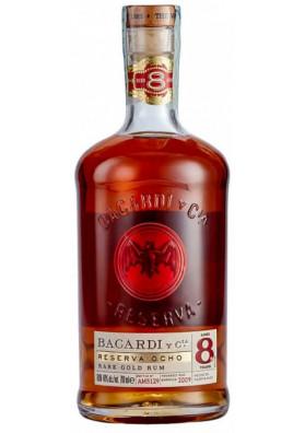 Bacardi 8 anos Reserva 750 ml
